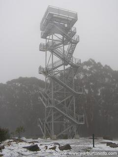Mount Donna Buang Tower