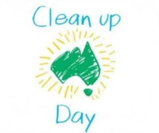 COMPLETED: March 3 - Clean Up Australia Day - 8.30am - 12.30pm