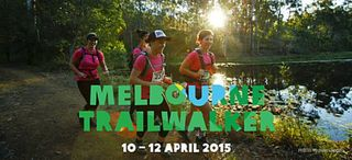 23-25 March 2018 - Melbourne Oxfam Trailwalker endurance and fundraising event.