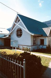 Warburton Presbyterian Church - Ph 03 5966 2309