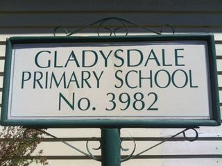Gladysdale Primary School - Ph 03 5966 6202 (Also home of the Gladysdale Apple Wine Festival)