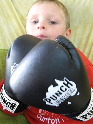 Boxing for fitness classes