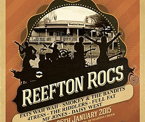 Reefton Rocs on January 25