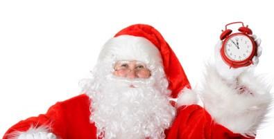 Santa at 6pm