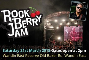 Rock Berry Jam 2015