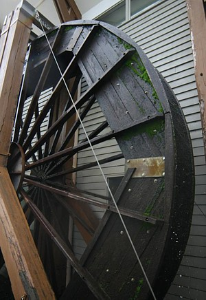 Warburton wheel on large breasts